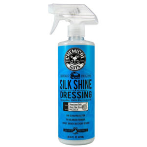Chemical Guys SILK SHINE Spray Dressing Natural Shine Dressing+Protectant (16-oz)-0