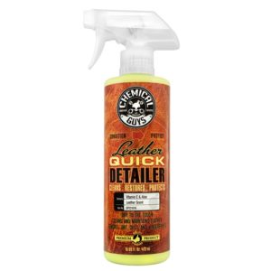 Chemical Guys Leather Quick Detailer (16-oz)-0